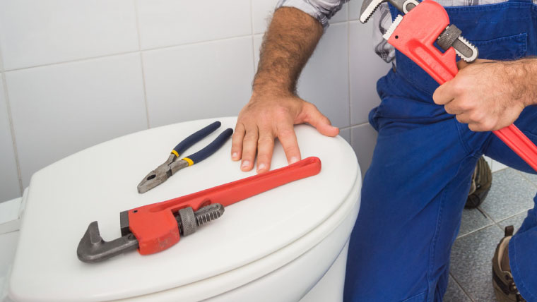 Removing Rusted Toilet Tank Bolts Las